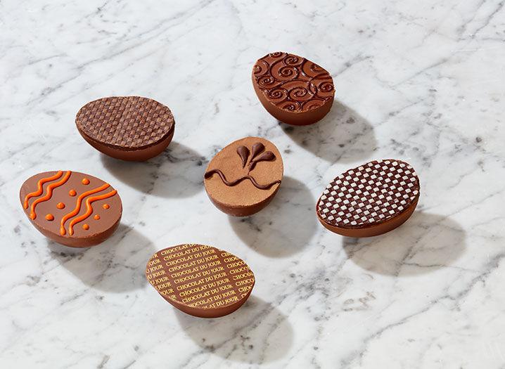 Páscoa 2017 Lançamentos Chocolat du Jour