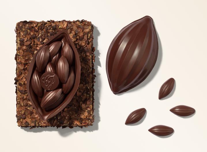 Chocolate Orgânico 60% Cacau - Chocolat du Jour