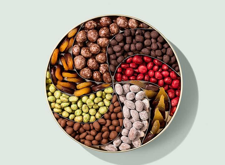 Lata 30 Anos Chocolat du Jour - Natal 2017
