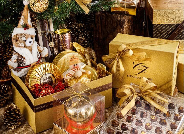 Ideias de presentes de Natal 2017 Chocolat du Jour