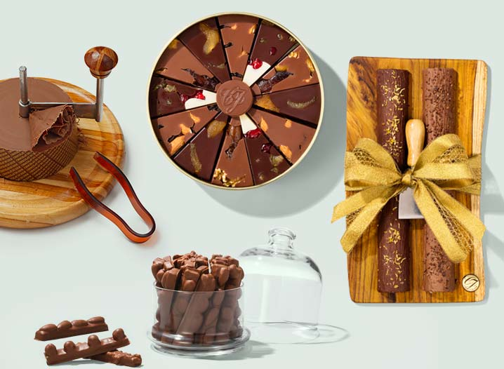 Gift Guide Natal 2017 Chocolat du Jour - sobremesas de chocolate