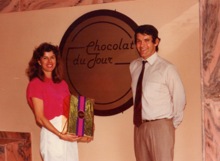 Chocolat du Jour: uma história recheada de amores e chocolates